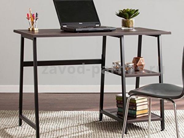 Письменный стол в лофт стиле из дерева и металла